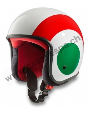 Casque Vespa Kids Flag Italia