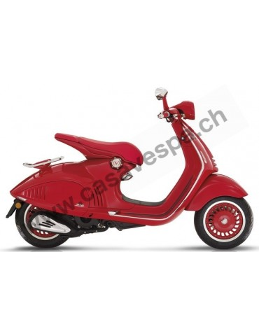 Vespa 946 125 ABS RED