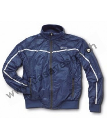 Veste Ultralight Homme Bleu